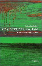 catherinebelsey-postructuralism-veryshortintroduction